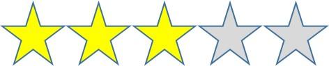 3 PR-Stunt Sterne (Stivologne)