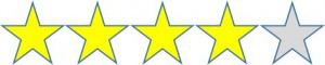 4 PR-Stunt Sterne (Stivologne)