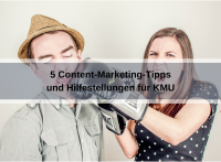 Content-Marketing-Tipps und Hilfestellungen für KMU (RyanMcGuire / Pixabay)
