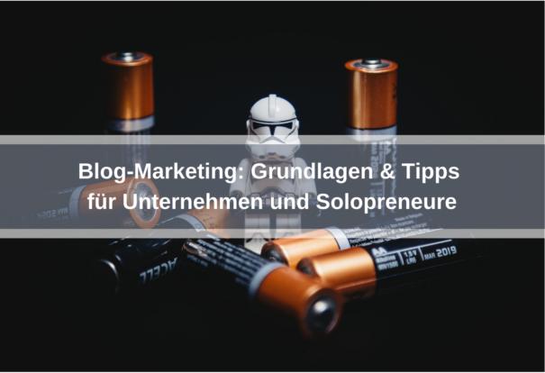 Blog-Marketing: Tipps und Vorteile für Unternehmen und Solopreneure (aitoff / pixabay)