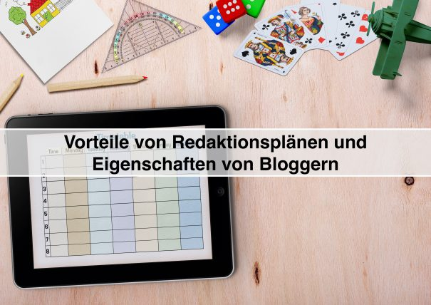 Warum ein Blog-Redaktionsplan unabdingbar ist und was erfolgreiche Blogger auszeichnet (darkmoon1968 / pixabay)