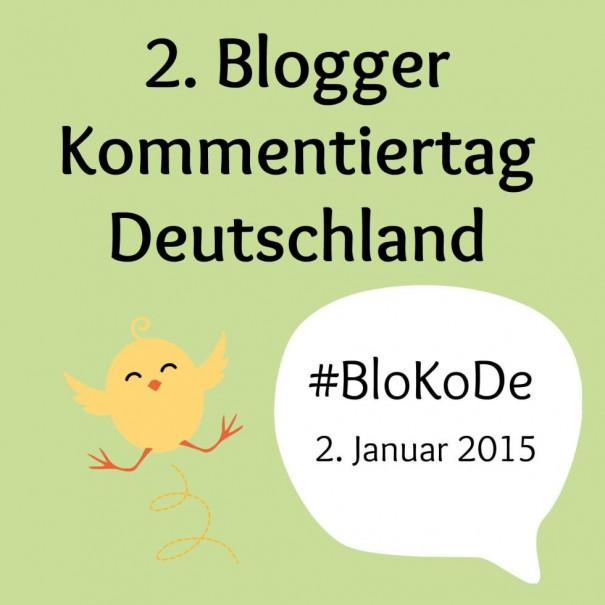 Beim #BloKoDe ist kommentieren erwünscht