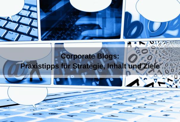 """Buchrezension """"Corporate Blogs Praxistipps"""" von Meike Leopold (geralt / pixabay)"""