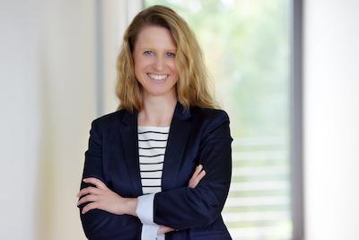 Organisatorin und Ideengeberin Daniela Sprung (Blog4Business / KonferenzCamp)