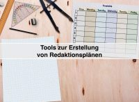 Redaktionsplan-Tools zur individuellen Erstellung einer Content-Strategie (darkmoon1968 / pixabay)
