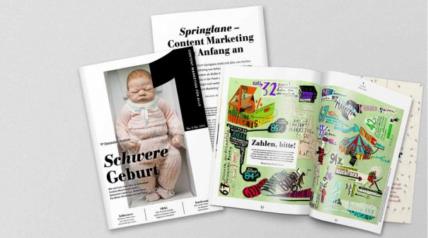 Was ist das für 1 Content-Marketing-Magazin?