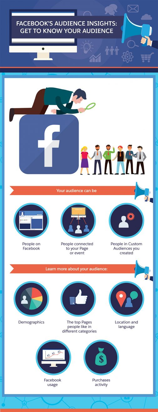 Infografik Custom Audiences (Salesforce Blog)