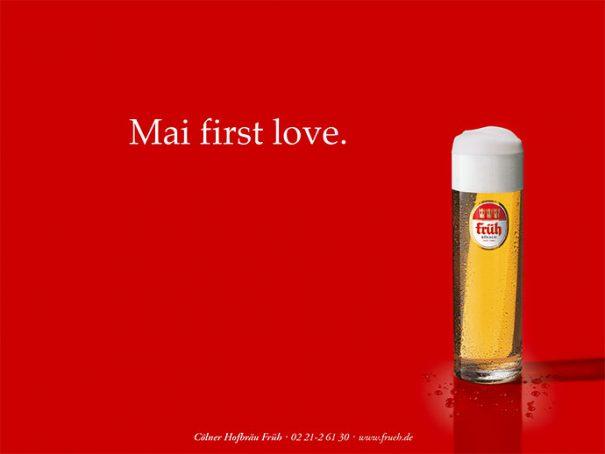 Mai first love.
