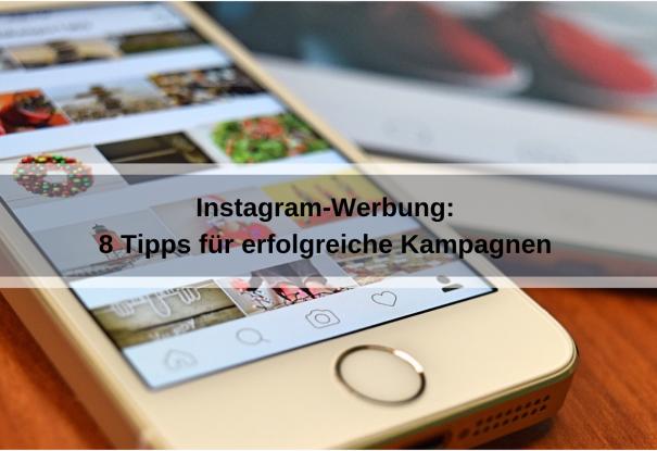 Instagram-Werbung: Tipps für erfolgreiche Kampagnen (Wokandapix / Pixabay)