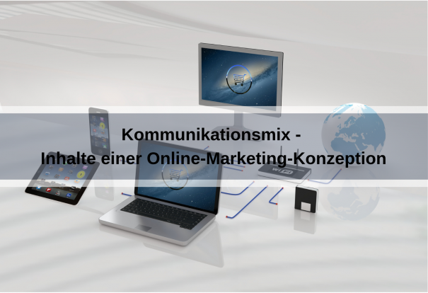 "Buchrezension ""Online-Marketing-Konzeption"" - Der Weg zum optimalen Web-Marketing-Mix (QuinceMedia / Pixabay)"